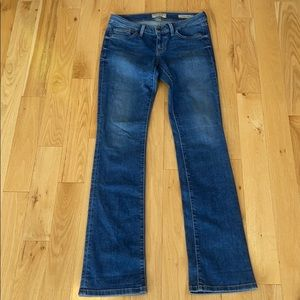 Guess Starlet Boot Jeans Size 27
